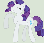 Rarity for ooBrony contest by CosmicCookies3