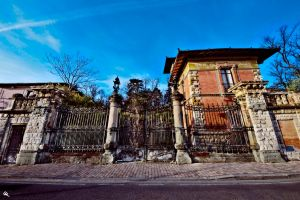 villa streghe hdr by FraterOrion