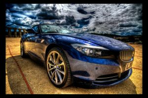.: Blue Crush HDR :. by Zugo