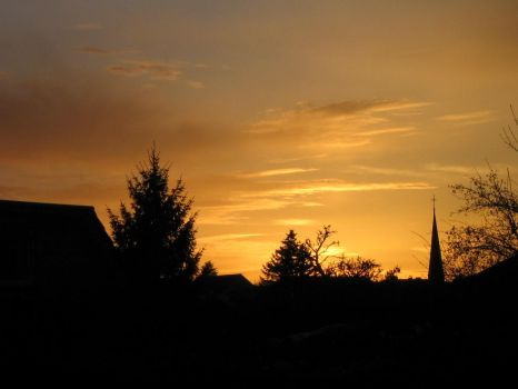 Sunset by oggy2010