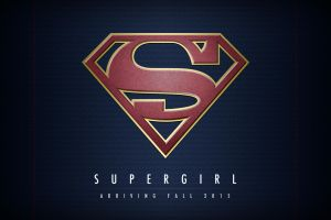 Supergirl Desktop by Spacecowboytv