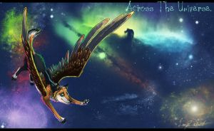 Across The Universe by LoupDeMort