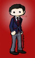 Glee: Blaine Anderson by NickyToons