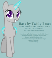 MLP Base 277 by Twiily-Bases