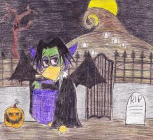 Duckula- Trip to Halloweentown by Coraline15