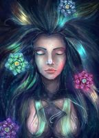 Water Lilly by Craftea