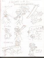 Zombie Survival Guide by Awesome-Leaf