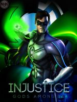 INjustice Green Lantern by NHKkyo