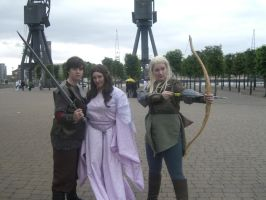 Lord of the Rings by aragornsgirl333