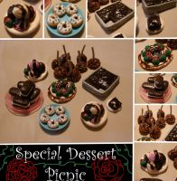 Special Desserts Picnic by yobanda