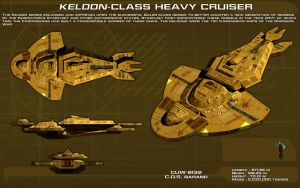 Keldon Class Heavy Cruiser ortho [new] by unusualsuspex