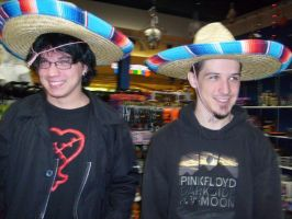 Sombreros by Damninic