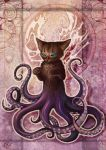 (old version) Octopus Kitty by aeryael