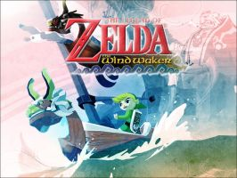 Wind Waker Wallpaper by Mexican51
