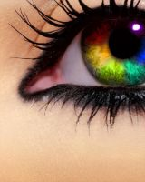 Rainbow Eye by danny1217