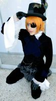 Drocell Kainz (Visual Kei version) by dyonisio