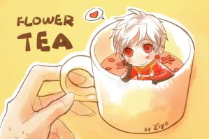 ::DragonNest:: Flower Tea by ZiyoLing