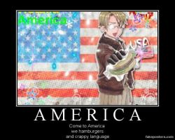 America by Pussia