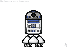 R2-D2 by alexcseymour
