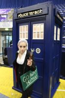 my twelfth doctor cosplay by Thira-Evenstar