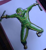 Kick-Ass by GodOfNumbers