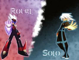 Solo Wall by Hyouga6464