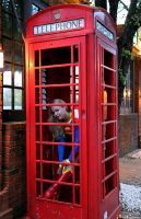Phonebooth by AlisaKiss