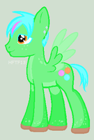 Gummy Pony Adopt :closed: by HopeForTheFuture13