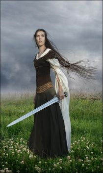 Lady Camelot by laceratedwrists