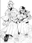 Holmes and Watson by Dogsupreme