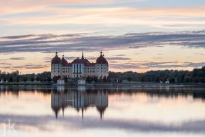 Castle of Moritzburg by jkoziol