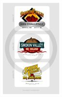 Smokin' Valley Logo by emodist