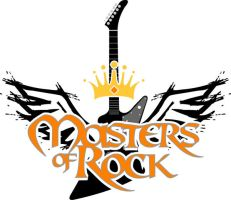 'Masters of Rock' by witchking08