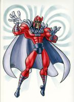 Magneto by Chad73