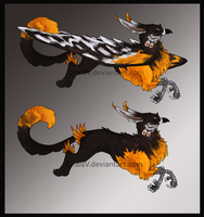 Gryphon Adoptable [Closed] by CrisisV