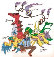 Pokemon Black Team