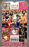 SNSD Album Compilation by Namine16