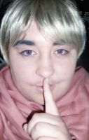 APH:CosRuss:Don't...Scream.. by AmaranthBlacktree