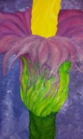 Corpse Flower by Caylyngasm