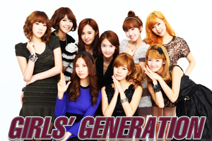 Girls' Generation by Namine16