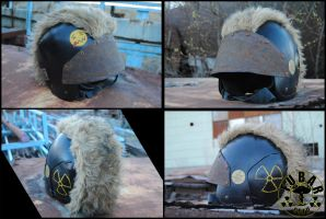 Ravager Helmet by Zaxnot