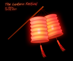 The Lantern Festival by BearColin