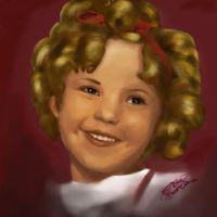 shirley temple by 7129n31