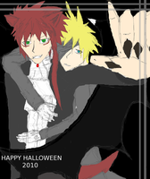 RxC Halloween 2010 by caneqe