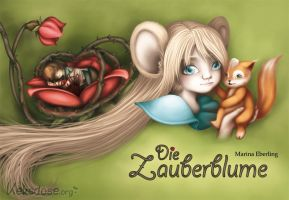 Die Zauberblume - Cover Illustration by yumkeks