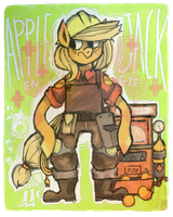 Applengie by young-sinner