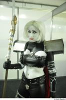Lady Death by AngelLiriel
