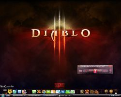 Lovely Diablo 3 Desktop by Conjuror-Brisa