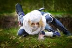 Sheik - Legend of Zelda 2 by JilliD