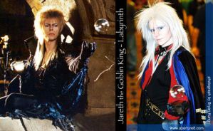 Jareth the Goblin King by Draconovich